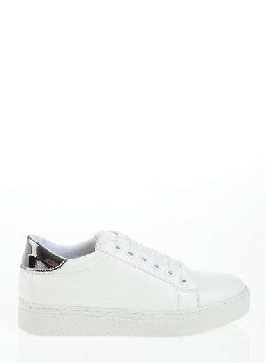 Derigo Sneakers Ayakkabı Beyaz